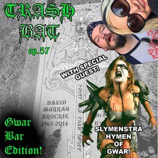 TrashBat Radio GwarBar episode