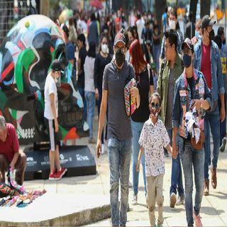 Suma México un millón 113 mil 543 casos acumulados de covid-19