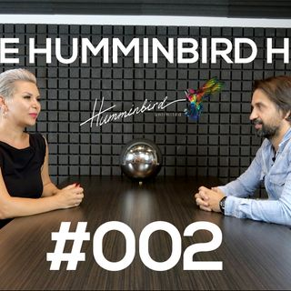 Humminbird Hub #002 Yiannis Michael (Re-Paint Your Life)