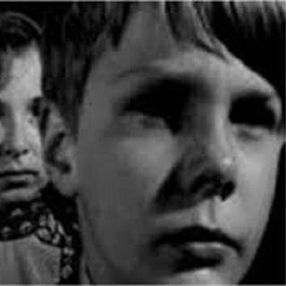 NIÑOS DE OJOS NEGROS. Espectros infantiles o demonios... NDM ( 16062017 )