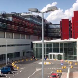 Verduno, un ospedale nuovo per il Covid-19
