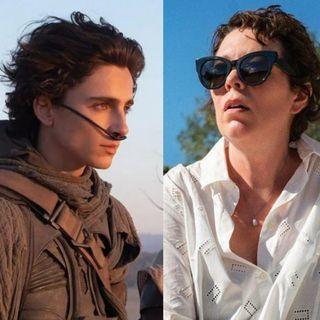 La Sexta Nominada en Venecia 2021: Villeneuve, Sorrentino y Gyllenhaal