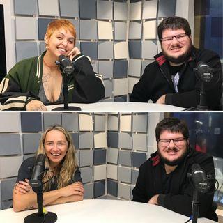 Antenados #92 - Entrevista com Kell Smith e Carole Crema
