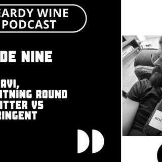 Episode Nine – Gavi, Myth Lightning Round and Bitter vs Astringent.