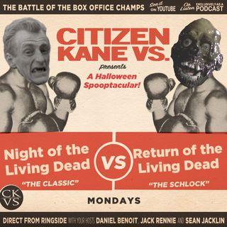 Night of the Living Dead VS Return of the Living Dead