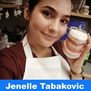 Jenelle Tabakovic - S2 E19 Dental Today Podcast - #labmediatv #dentaltodaypodcast #dentaltoday