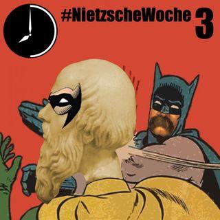 Nietzsche e l'arte di picchiare Socrate - #NietzscheWoche 3