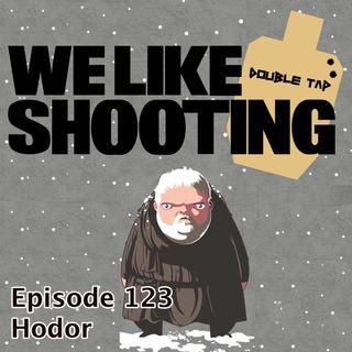 WLS Double Tap 123 - Hodor