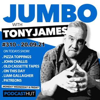 Jumbo Ep:310 - 20.09.21 - Total Flashback With My Find