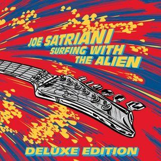 Especial JOE SATRIANI SURFING WITH THE ALIEN SUPER DELUXE EDITION 2019 Classicos do Rock Podcast #JoeSatriani #starwars #yoda #r2d2 #c3po