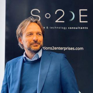 """IL PROTAGONISTA - Marco Salerni (S2E): """"AI, tutti ne parlano ma bisogna conoscerla meglio"""""""