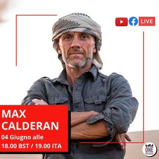 """Max Calderan, """"Il figlio del deserto"""" dai 13 record mondiali"""