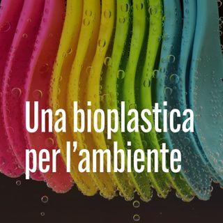 Una bioplastica per l'ambiente