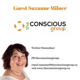 Ep2 Guest Suzanne Milner on Drug Free Wellness