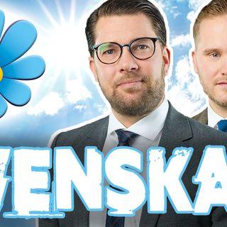 Nygamla SD Sverige åt svenskarna | Anton och Jonas