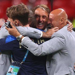 Italia ai quarti, vola il brand azzurro