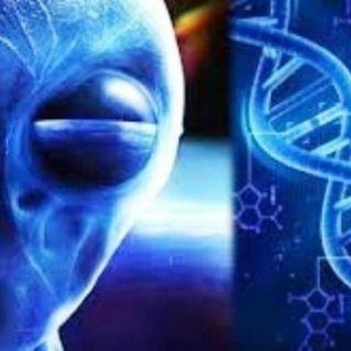 NEL NOSTRO DNA C'E DNA DEGLI EXTRATERRESTRI?