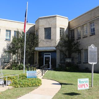 Gladewater Museum in East Texas - Lois Reed on Big Blend Radio