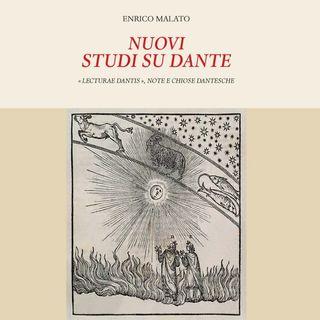 "Enrico Malato ""Nuovi studi su Dante"""