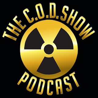 The COD Show Podcast Ep. 61- The Studio Tour
