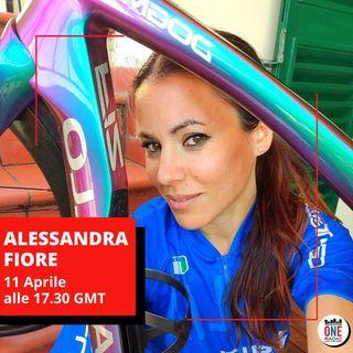 """L' atleta Alessandra Fior: """"Tutto è possibile a qualunque età, l'importante è essere determinati"""""""