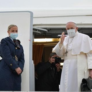 Il primo Papa in Iraq