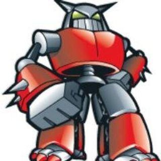Robot Mutant