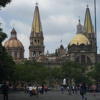 Protestan en Jalisco por estudiantes asesinados