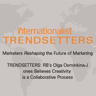 TRENDSETTERS: RB's Olga Osminkina-Jones Believes Creativity is a Collaborative Process
