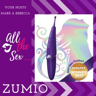 Steve Traplin from Zumio: The most incredible clitoral toy ever!