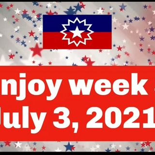 Week 3 CA Virtual Juneteenth - Celebrating Black Excellence - 7-3-21