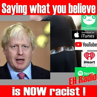 Morning moment Boris Johnson on burka's Aug 16 2018