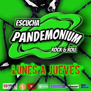 #WeAreBack #Pandemonium #Lunes #Rock YEEEIII