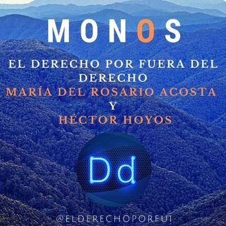 Monos (2019) con María del Rosario Acosta y Héctor Hoyos