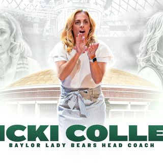 Nicki Collen is the new Baylor WBB coach