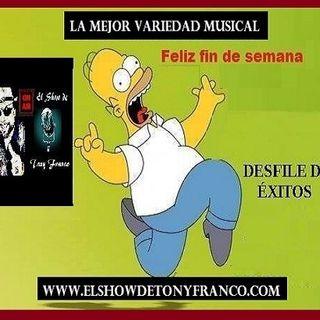DESFILE DE ÉXITOS all time English & Spanish Hits