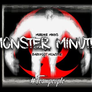 The Monster Minute with Barefoot Monster Count your money