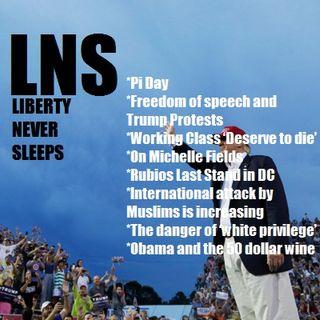 Liberty Never Sleeps 03/14/16 Show
