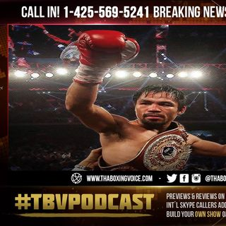 ☎️BREAKING NEWS: Manny Pacquiao Announces Back to Training For Errol Spence Jr🔥PACMAN Looking Young