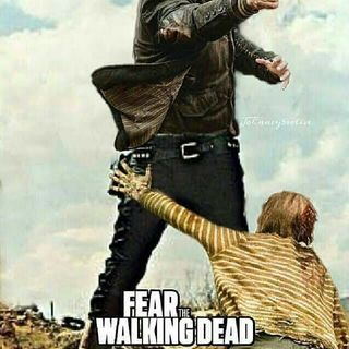 Episode 16 - Fear TWD....Season 5...episodes 2 & 3...The Hurt That Will Happen...Humbug's Gulch..