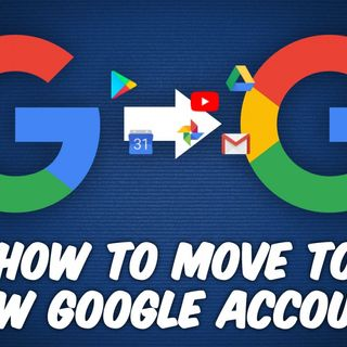 ATG 2: How to Migrate to a New Google Account