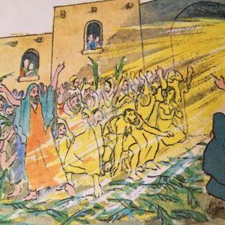 Episode 32 - Washington's Ark Washtub Journey - The Multitudes Of The Triumphal Entry