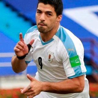 Si el penal lo patea Suárez, es gol de Uruguay!