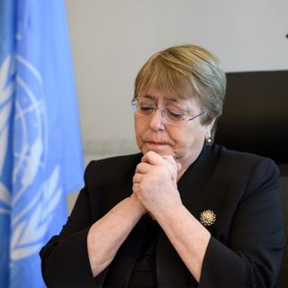 Michelle Bachelet revela cifras alarmantes de Venezuela