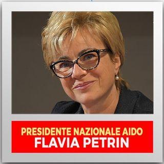 Flavia Petrin Presidente Nazionale Aido 27092019