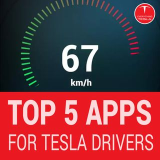 Top 5 Mobile Apps for Tesla Drivers