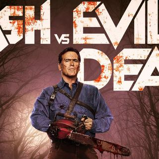 Bruce Campbell From Ash vs Evil Dead