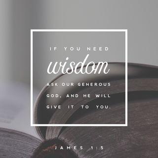 Episode 176: James 1:5 (June 26, 2018)