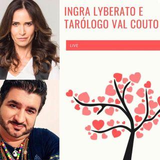 Podcast Autoconhecimento - Arte - Liberdade - Ingra Lyberato e Val Couto Tarògolo sem preconceitos.