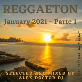 #80 - Januray 2021 - Reggaeton - part 1